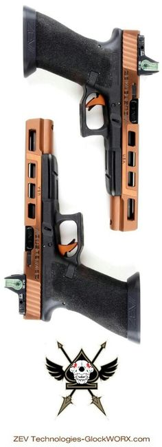 Glock & ZEVLoading that magazine is a pain! Excellent loader available for your handgun Get your Magazine speedloader today! http://www.amazon.com/shops/raeind