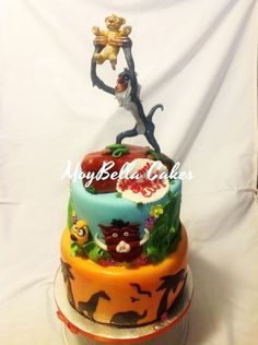 I would like to give special thanks to Peggy does cake for allowing me to use her cake as inspiration.