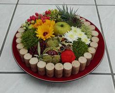 C'est toujours l'automne Beautiful Flower Arrangements, Most Beautiful Flowers, Exotic Flowers, All Flowers, Floral Arrangements, Art Floral, Deco Floral, Floral Design, Fleur Design