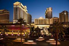 Caesars Palace  Las Vegas Blvd S Las Vegas NV.