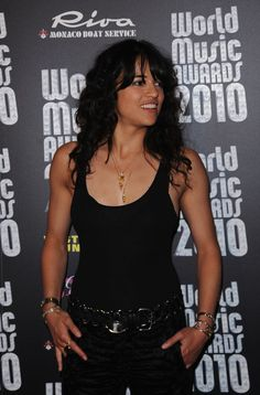 Michelle Rodriguez Photos - Michelle Rodriguez during the World Music Awards 2010 at the Sporting Club on May 2010 in Monte Carlo, Monaco. - World Music Awards 2010 - Press Room Michelle Rodriguez, Sofia Vergara, Jessica Alba Dress, Sport Tv, Monaco, Dom And Letty, World Music Awards, Idole, Hollywood Fashion