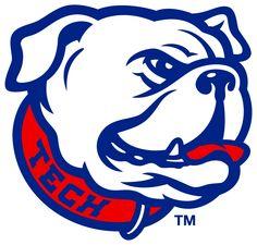 Louisiana Tech Bulldogs Logo #1