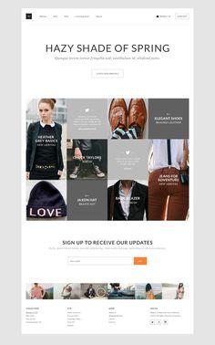 Online Store by Michał Ptaszyński for EL Passion