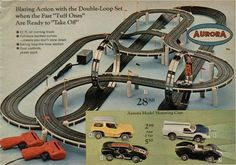 Loved My Race Track Toys In The Action Figures