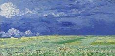 Wheatfield under Thunderclouds, 1890, Vincent van Gogh, Van Gogh Museum, Amsterdam (Vincent van Gogh Foundation)