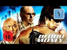 """Blood Money (Action, Thriller mit """"Pitbull"""")"""