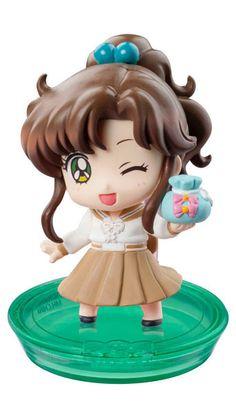 Sailor Moon Petit Chara Pretty Soldier School Life ( Makoto Kino ) Variante B  Sailor Moon - Hadesflamme - Merchandise - Onlineshop für alles was das (Fan) Herz begehrt!