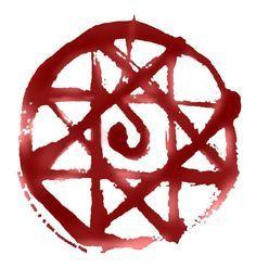 KyokoVinyl Fullmetal Alchemist - Blood Seal Edward Alphonse Elric Anime Decal Sticker x Fullmetal Alchemist Brotherhood, Fullmetal Alchemist Alphonse, Alphonse Elric, Full Metal Alchemist, Anime Tattoos, Cool Tattoos, Tatoos, Symbole Tattoo, Biomech Tattoo