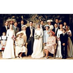 1994 ~ The Lady Sarah Frances Elizabeth Chatto, née Armstrong-Jones,married Daniel Chatto. She is the only daughter of the 1st Earl of Snowdon and Princess Margaret, Countess of Snowdon, the second daughter of King George VI and Queen Elizabeth.