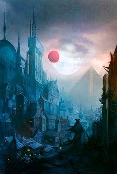 Pascal Quidault Fantasy World