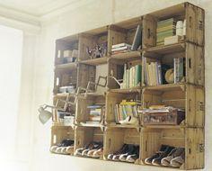 RePurpose RoundUp … Shelves « Simplify by Sara