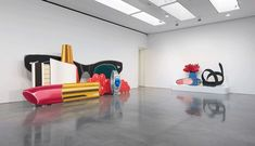 Current show featuring works by Tom Wesselmann at Gagosian New York, 555 West 24th Street Jan 18th – Feb 24th