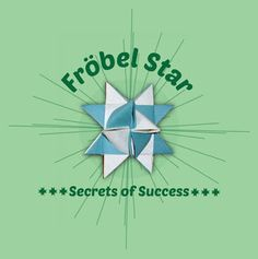 he Papercraft Post: Fröbel Star - Secrets of Success. Learn how to make these woven paper wonders! http://thepapercraftpost.blogspot.co.uk/2015/07/frobel-star-secrets-of-success.html