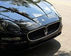 #Maserati Spyder Cambiocorsa Grille