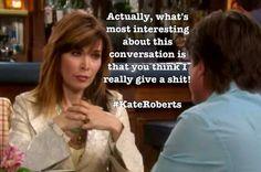 Lauren Koslow #Days #DOOL #KateRoberts