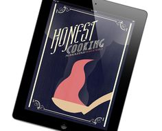 Check out the Honest Cooking iPad Magazine, a free iPad food magazine completely focused on stories. Great stories.