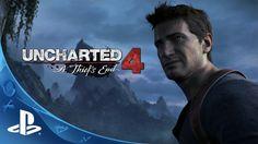 Uncharted 4 A Thief´s End : Varios años después de su última aventura, el cazafortunas retirado Nathan Drake, se ve obligado de nuevo a volver al mundo de los ladrones. Con una apuesta mucho más personal