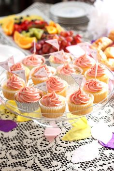 baking = love: Lemon & olive oil cupcakes with raspberry cream cheese frosting v2.0