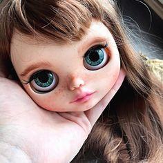 OOAK custom Blythe muñeca TBL arte de la muñeca