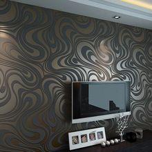 Hohe Qualität 0,7 Mt * 8,4 Mt Moderne Luxus 3d Wallpaper Rolle