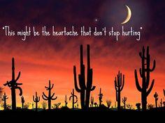 Jason Aldean-- Heartache That Don't Stop Hurting