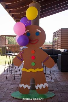 Candy Land Birthday Party Ideas   Photo 1 of 61   Catch My Party                                                                                                                                                                                 More