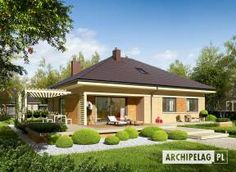 Modern Bungalow Family Home with Dynamic Features - Pinoy House Designs - Pinoy House Designs Bungalow House Plans, Bungalow House Design, Modern Bungalow, Modern House Design, Contemporary House Plans, Modern House Plans, 2 Storey House Design, Open Layout, Story House