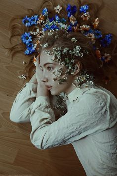 other portraits of Mathilda by Marta Bevacqua
