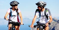 How do you choose your cycling partners? Partner Yoga, You Choose, Cycling, Bicycling, Biking, Riding Bikes