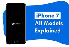 All iPhone 7 Models Explained Buy Iphone, Iphone 7 Plus, Ipone 7, Unlock Iphone Free, First Iphone, Iphone Hacks, Latest Iphone, Removal Tool, Iphone Models