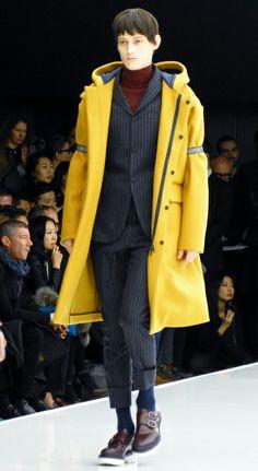 Z Zegna Fall/Winter 2014/15 - http://olschis-world.de/  #ZZegna #Menswear #FashionWeek