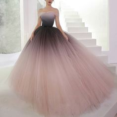 Off-the-shoulder Ombre Prom Dresses Unique Prom Dress Long Evening Dresses Evening Dress Unique Prom Dresses Ombre Evening Dress Long Prom Dress Prom Dresses 2019 Ombre Prom Dresses, Unique Prom Dresses, Tulle Prom Dress, Grad Dresses, Quinceanera Dresses, Elegant Dresses, Pretty Dresses, Beautiful Dresses, Casual Dresses