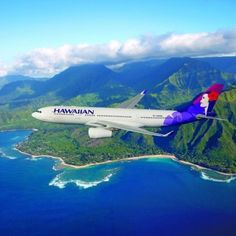 Where to next? Love Hawaiian Airlines!