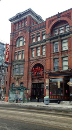 A treasured hotel on Toronto's Queen West, the Gladstone Hotel is always doing something interesting. From art exhibitions to weekly karaoke, you're in for a winner.