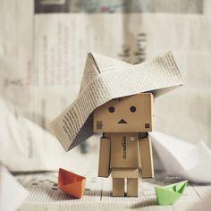 Danbo bricklayer