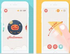 We found this gorgeous virtual origami app for kids, perfect for Halloween