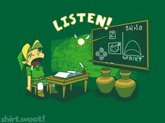 Tutorials are Boring by Shirtwoot!