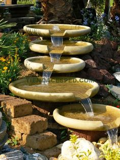 10 Most Basic Tips For Garden Fountain Care Fountain
