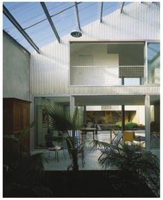 Maison, Bordeaux 1999 Lacaton & Vassal