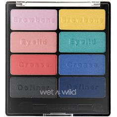 Wet n Wild Online Only Color Icon Eyeshadow Collection Poster Child