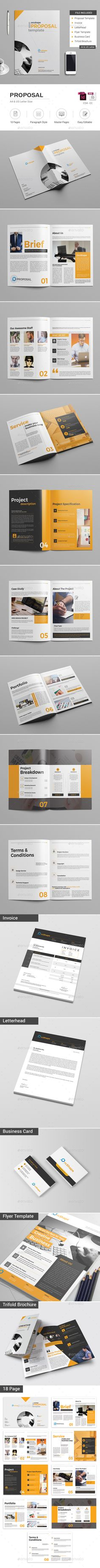 Web Design Proposal  Proposals Proposal Templates And Project