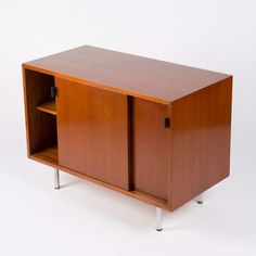 Florence Knoll Credenza | From a unique collection of antique and modern credenzas at http://www.1stdibs.com/furniture/storage-case-pieces/credenzas/