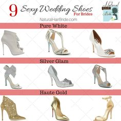 9 Sexy Wedding Shoes