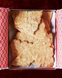 Crispy Whole Wheat-Maple Crackers Recipe - Justin Chapple | Food & Wine
