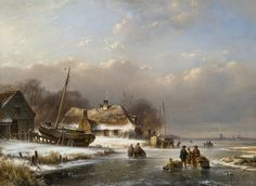 работы Lodewijk Johannes Kleijn – 16