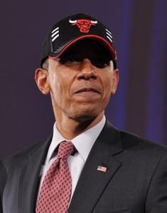 Chicago Bulls: Barack Obama - Celebrity fans of every NBA team - Pictures - CBS News