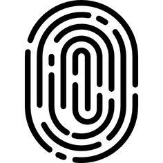 Vector Icons, Vector Free, Icon Design, Logo Design, Fingerprint Recognition, Ui Elements, Plane Design, Print Logo, Brochure Design