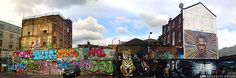 East London Graffiti July 2012