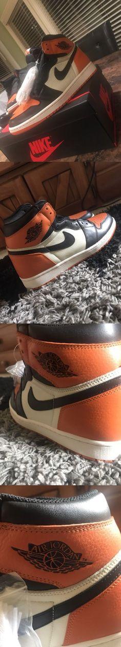 Men 158971: Air Jordan 1 Retro Shattered Backboard -> BUY IT NOW ONLY: $560 on eBay!