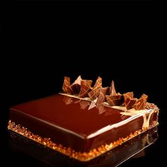 Salty caramel and chocolate. For real men. Соленая карамель и шоколад - для…